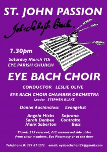 Eye Bach Choir