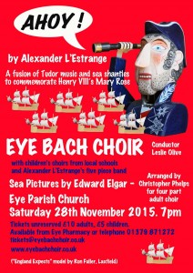 Ahoy! Eye Bach Choir